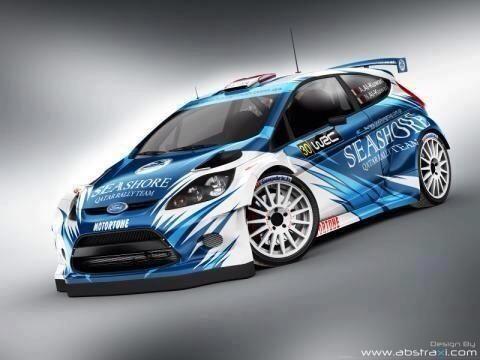 Seashore Qatar Rally Team Merc Wrc 2013 Autos Deportivos