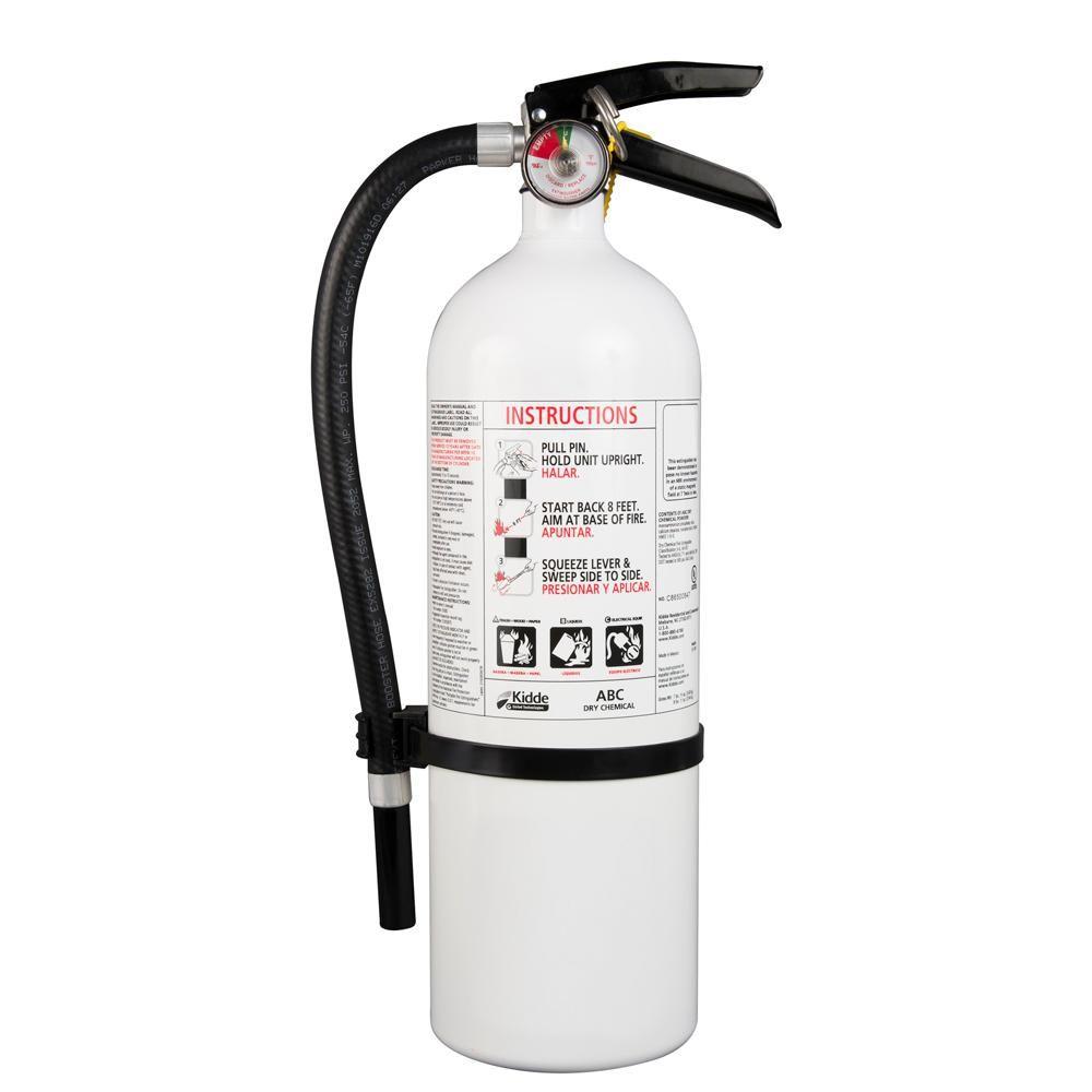 Kidde Garage Workshop 3 A 40 B C Fire Extinguisher 21027347 In 2020 Fire Extinguisher Extinguisher Garage Workshop