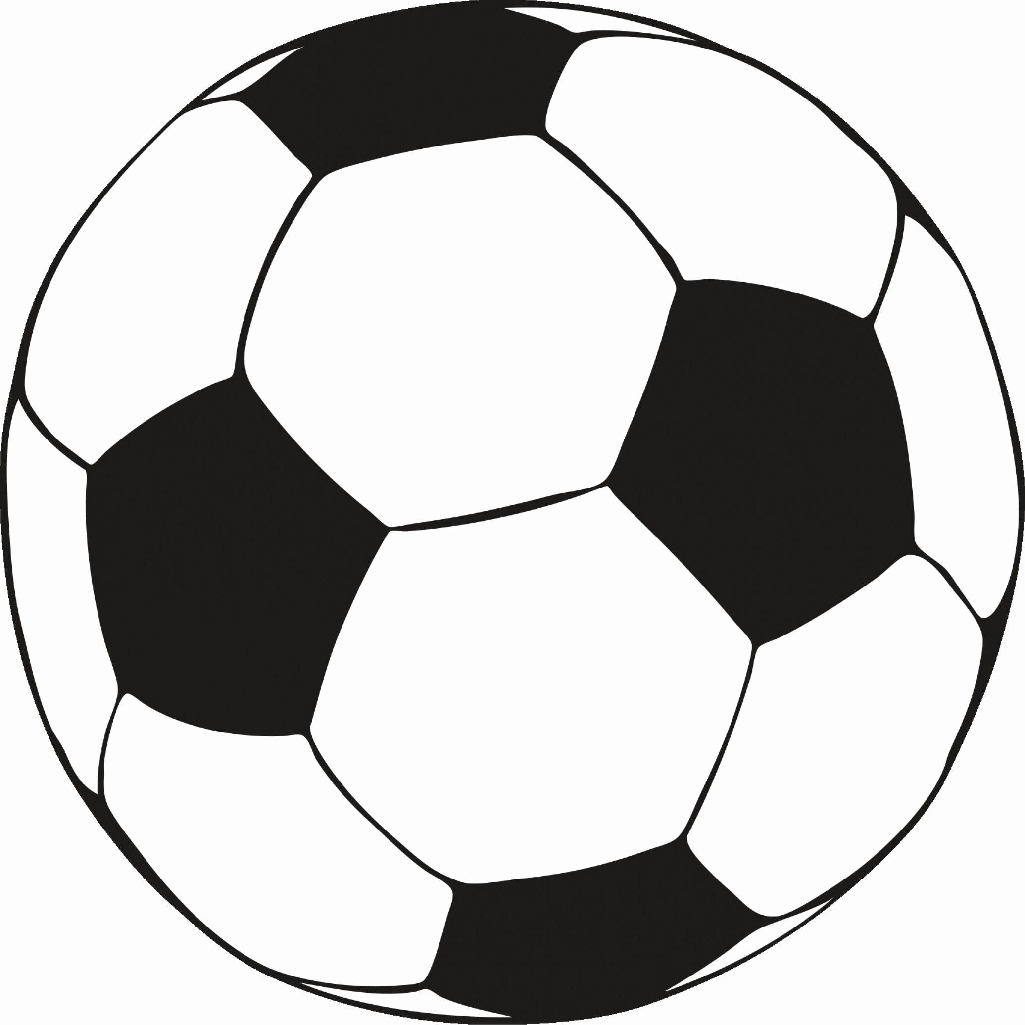 Coloring Pages Sport Ball New Soccer Ball Coloring Pages