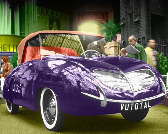 Labourdette Vuetotal 1950