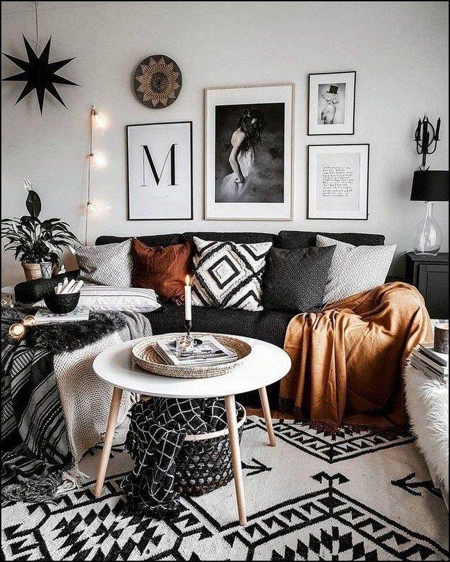 60 Inspiring Grey Small Living Room Apartment Designs 4 Boligindretning Drommevaerelser Interior
