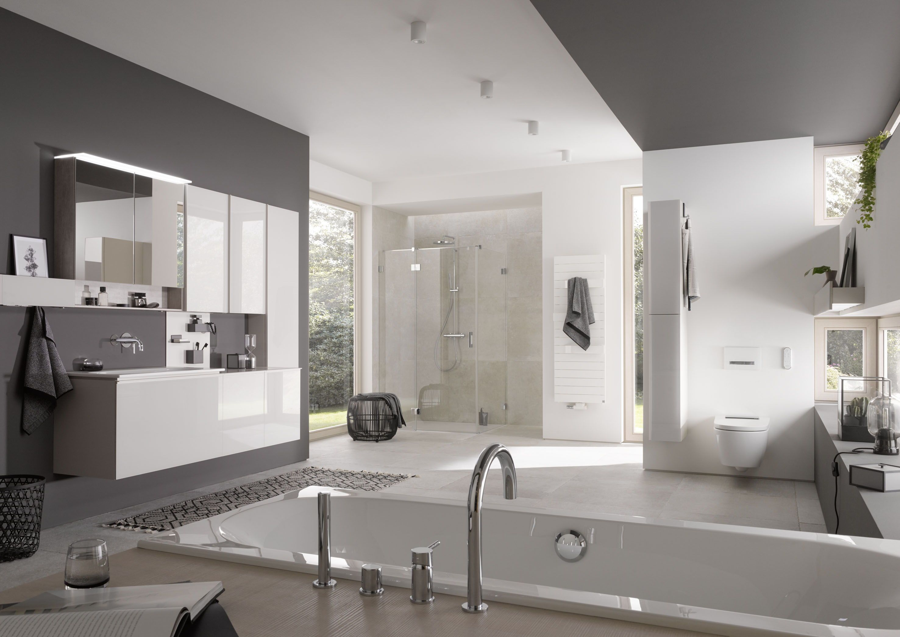 So Viel Kostet Dein Traumbad Traumbad Neues Badezimmer Neues Bad Kosten