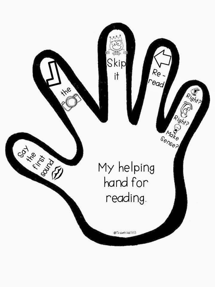 Blog Hoppin': Strategies for Teaching Reading: The Helping