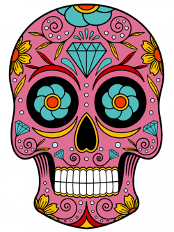 Skeletons Drawing Dia De Los Muertos Png Freeuse Sugar Skull Art Sugar Skull Girl Sugar Skull Artwork