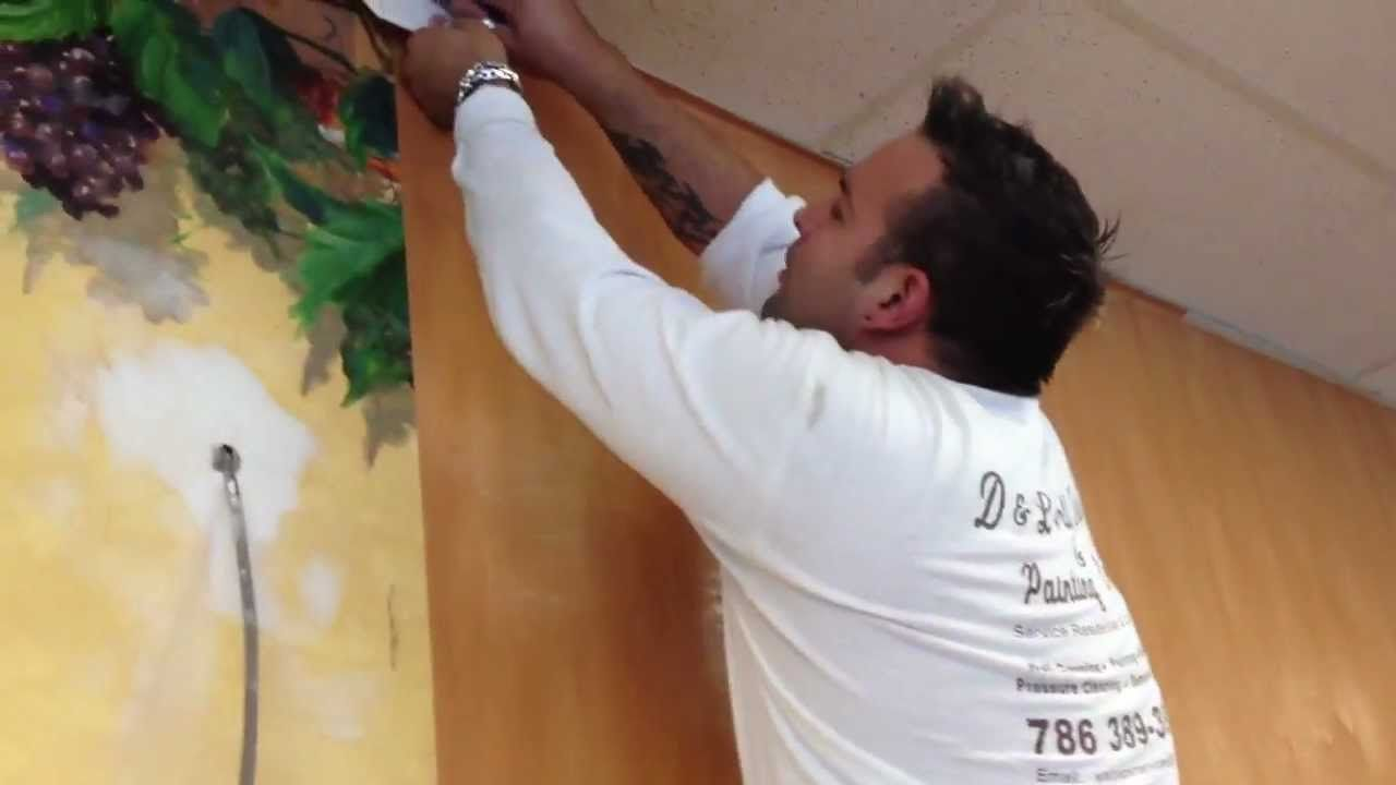 Wallpaper Installer Fort Lauderdale 786 389 3914 How To Install Wallpaper Wall Design Wall Coverings