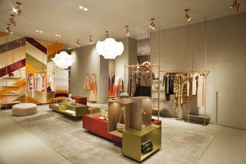 missoni lance un nouveau concept de boutique actualite luxe