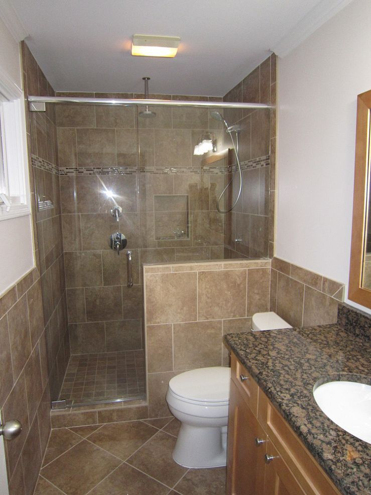 Small Bathroom, Bath Remodel