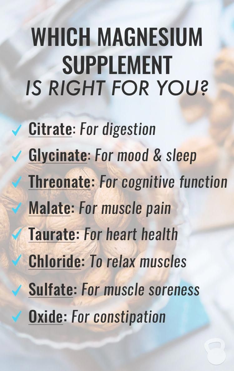 A Guide to the Different Types of Magnesium