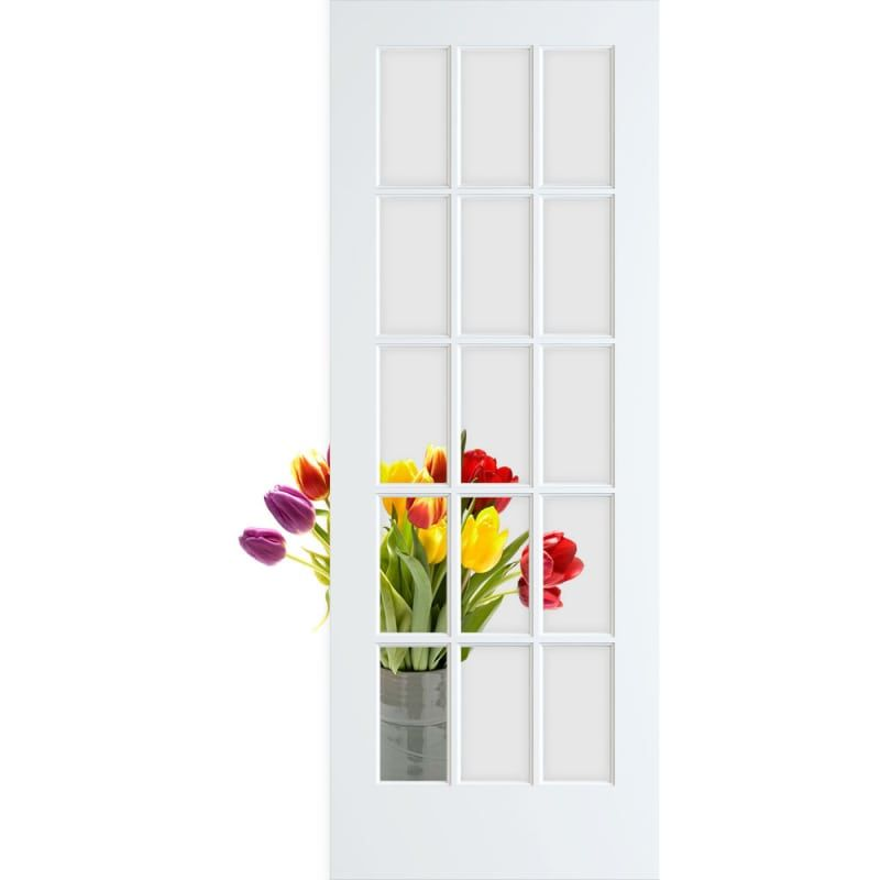 Frameport Cgl Pd 15l 6 2 3x2 1 2 Glass French Doors Glass Barn Doors French Doors