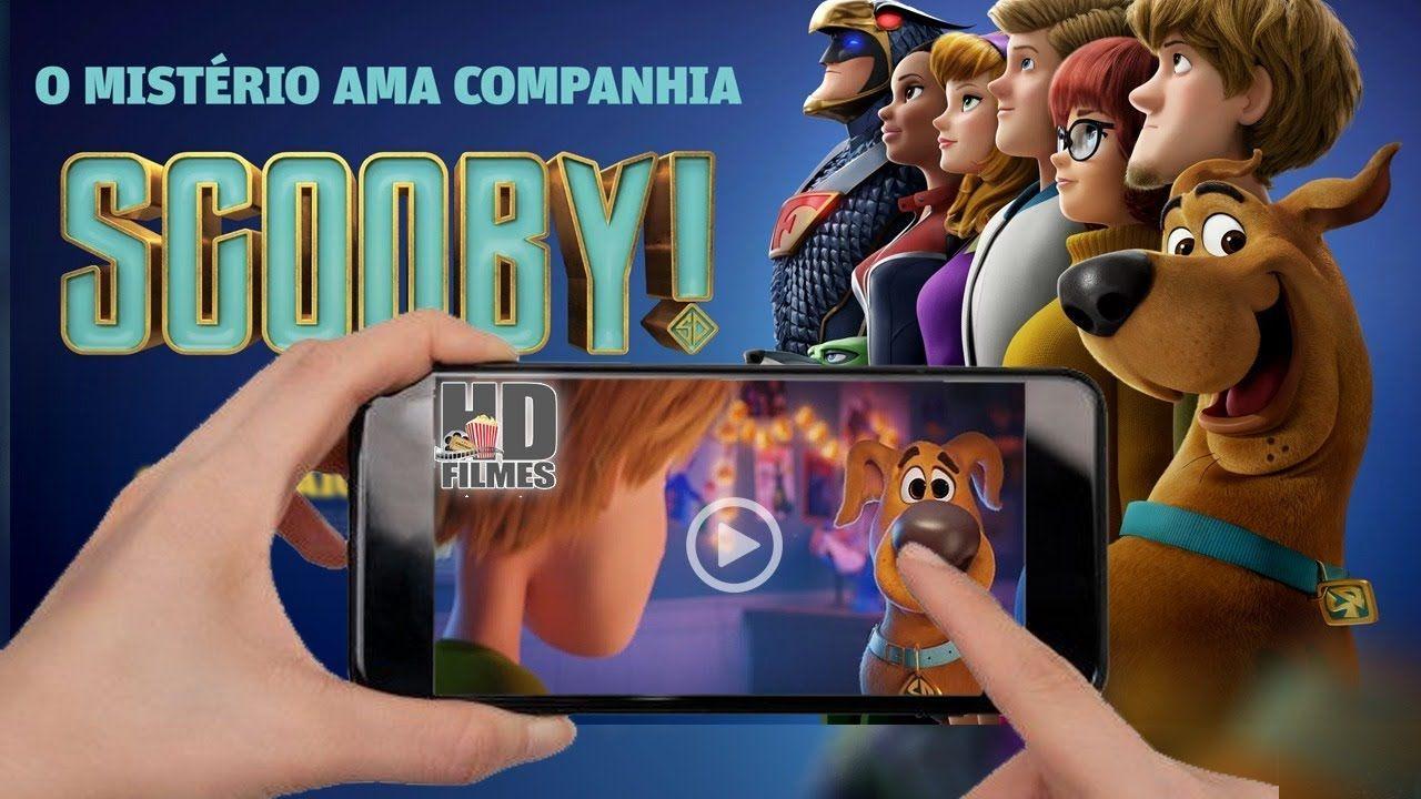 Scooby! O Filme, Completo Dublado Grátis em Hd