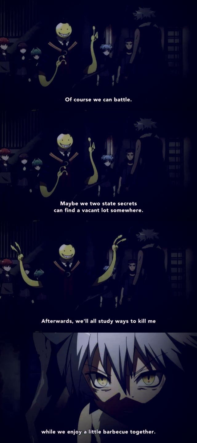 Ansatsu Kyoushitsu Season 2 Episode 3 Assassination Classroom