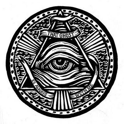 Cloud Mouth Secret Society Eye Pyramid Light Rays Secret Society Symbols Pyramid Eye Secret Society Logo