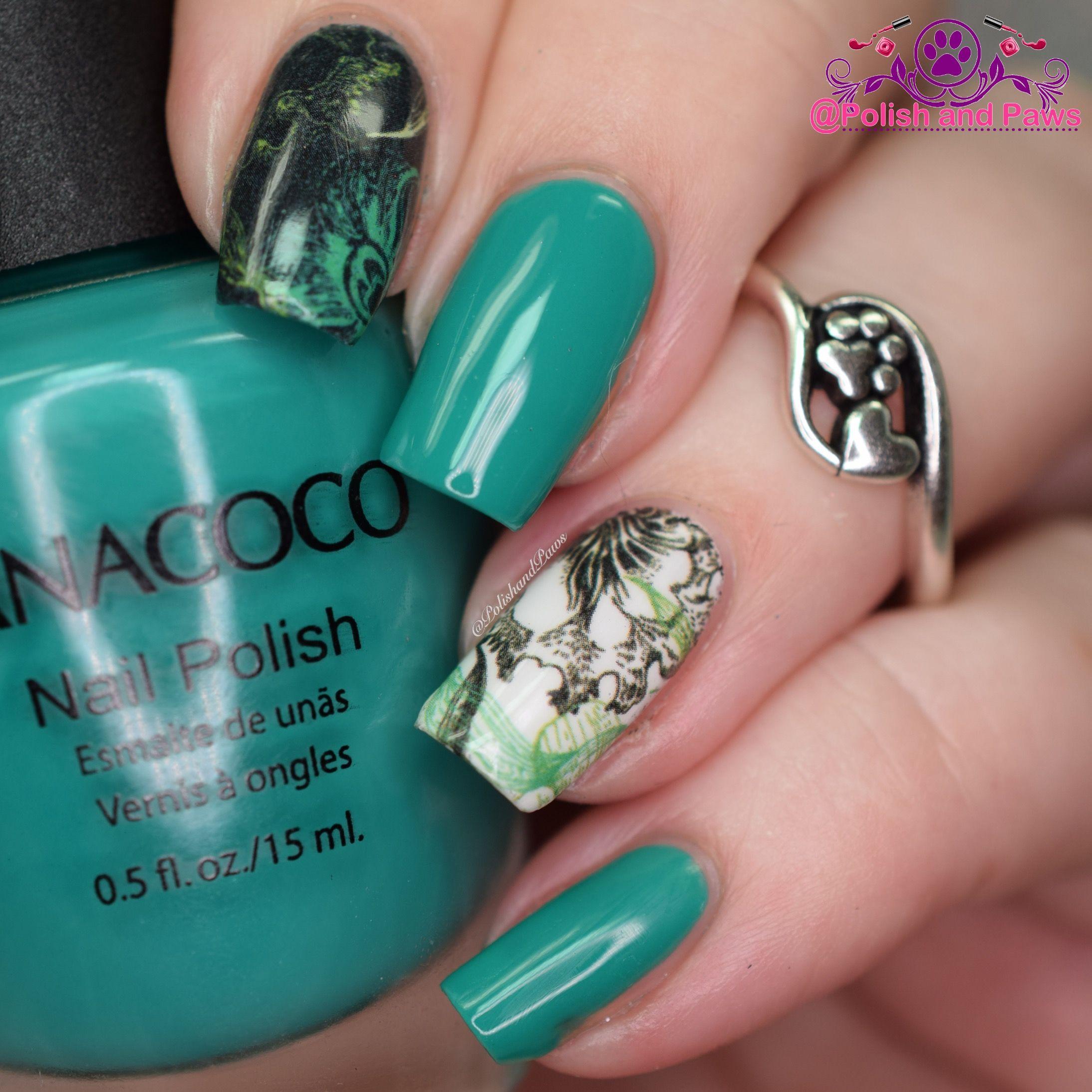 Nanacoco Nicole Diary mani