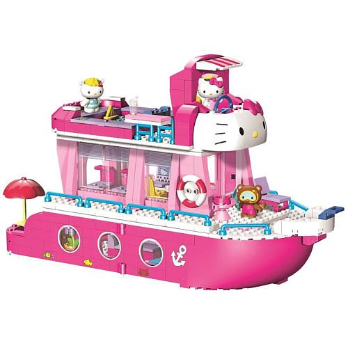 Hello Kitty Toys R Us : Mega bloks hello kitty cruise ship brands toys quot r