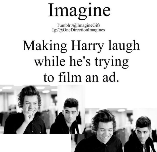 Harry Imagine #onedirectionimagines
