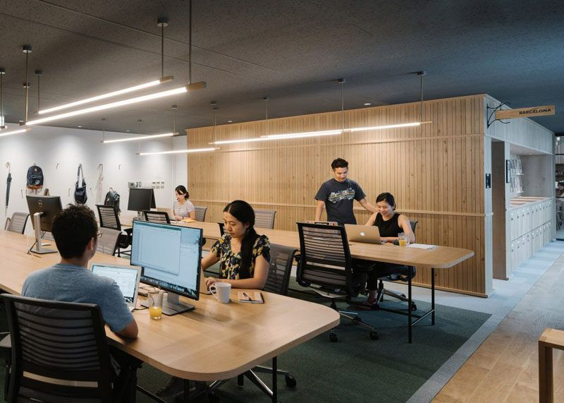 Image result for office in Tokyo