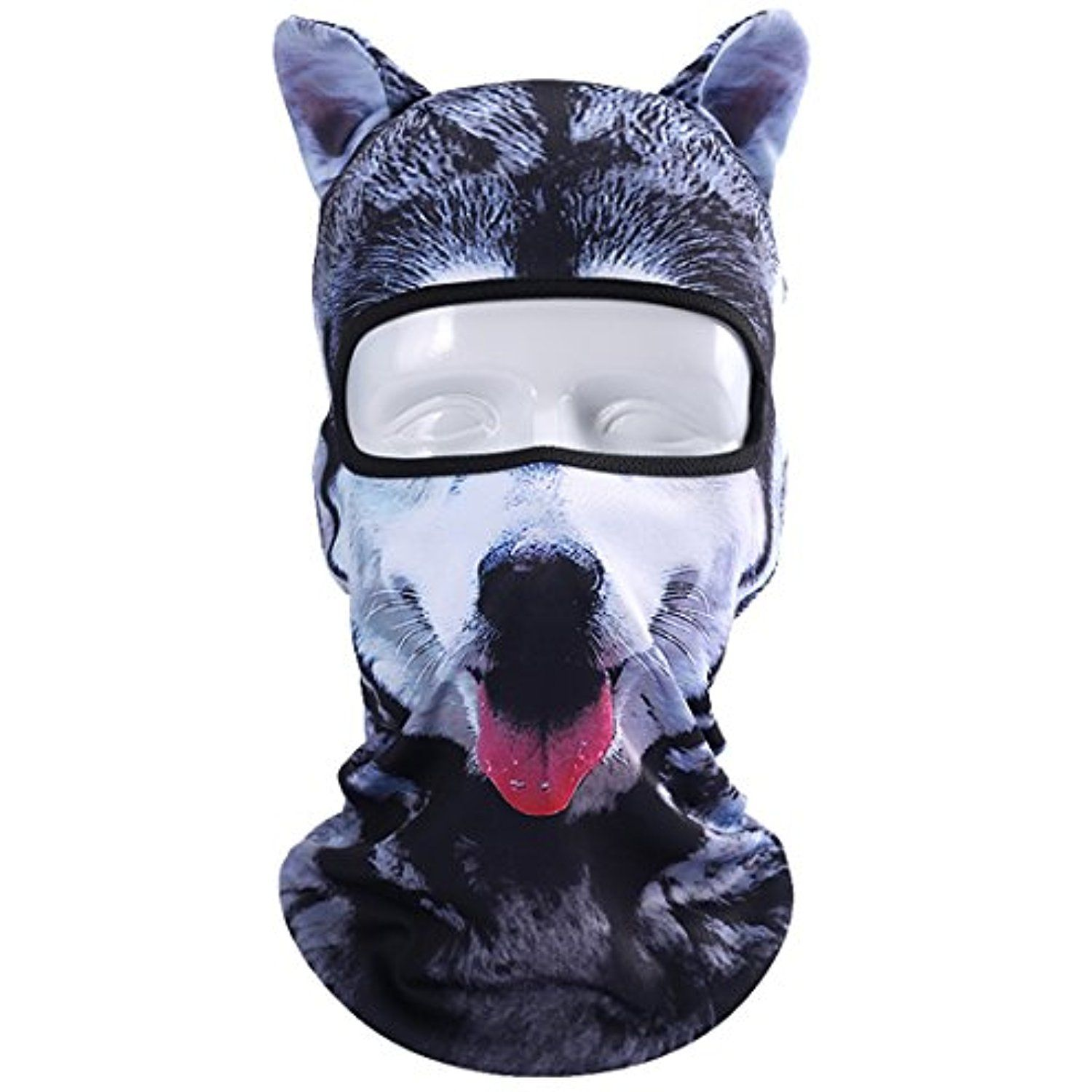 Hi-crazystore Winter Animal Ski Mask Keep Warm Balaclava Neck Protect Face  Mask     Be sure to check out this awesome product. (This is an affiliate  link)   ... 9204e0b35
