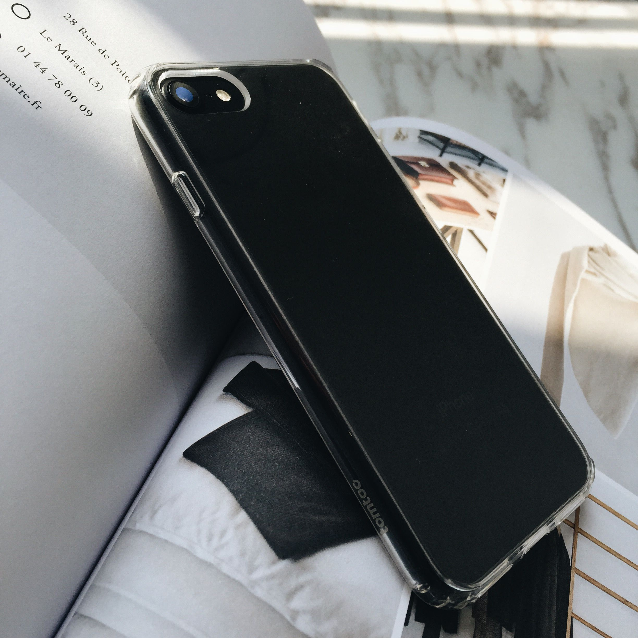tomtoc iPhone 7 Crystal Clear Case! Like it? Then get it! #tomtoc #iphone7 #iphone7case #cellphonecase #iphone7cover