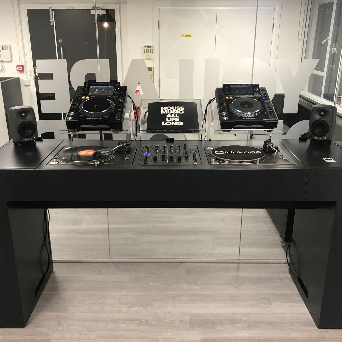 Stanza Studio In Casa idokodo | dj audio furniture & accessories in 2020 | dj room