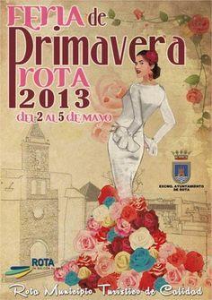 Feria de la Primavera  Rota (Cadiz) 2013