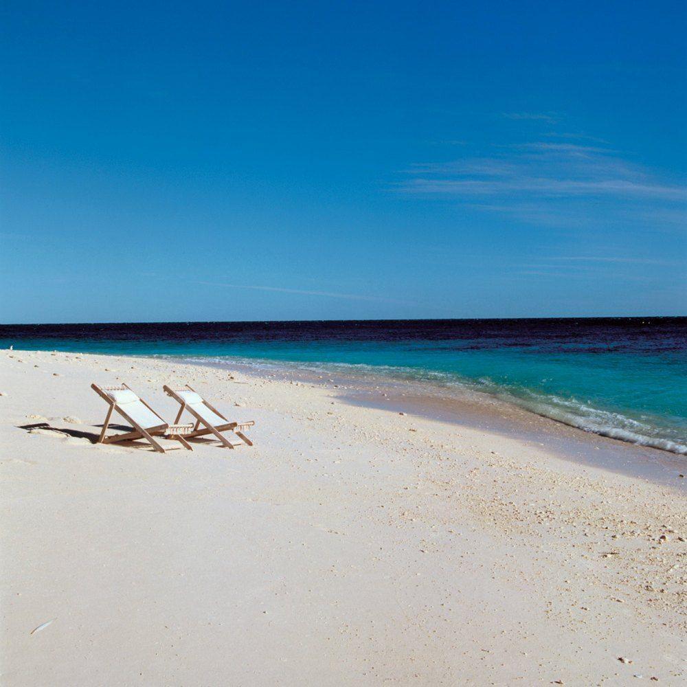 Private Island Beaches: Wilson Island, Great Barrier