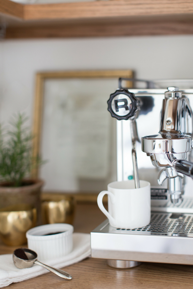 Italian caféquality coffee in your home is now achievable