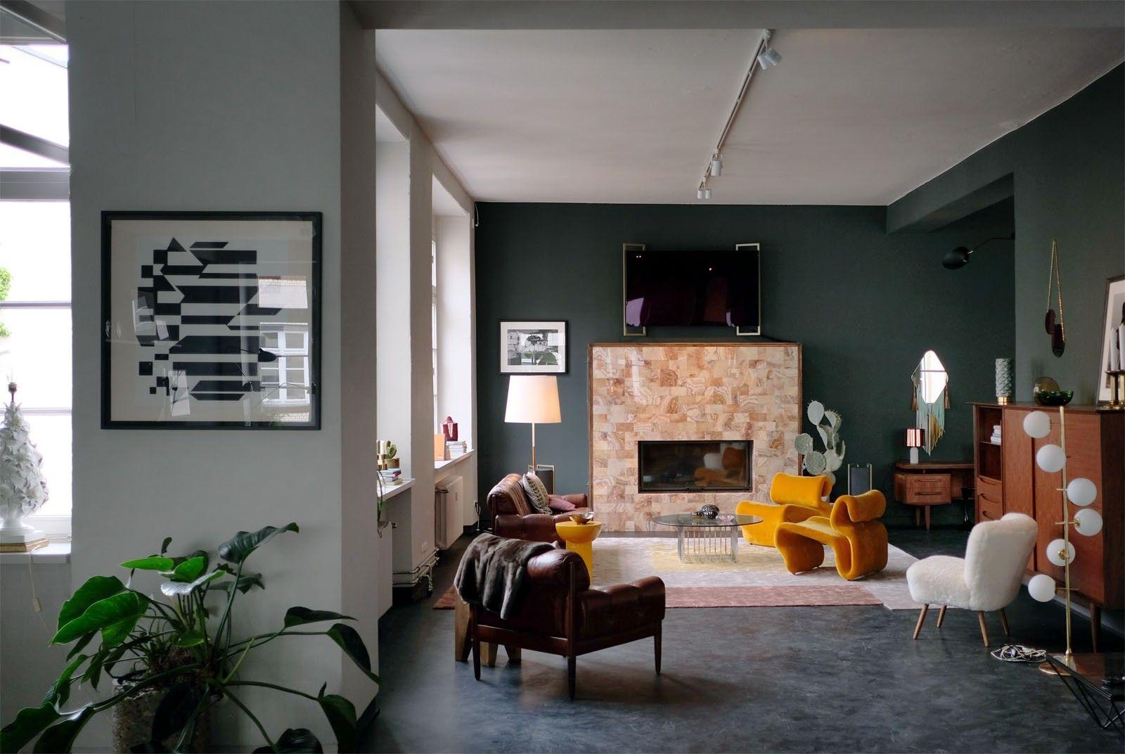 Farrow And Berlin dolce neues setting im aptm berlin studio green vintage