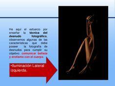 La IluminacióN En El Desnudo ArtíStico
