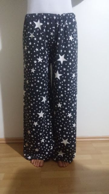 Pratik Pijama Pantolon Dikimi Pijama Pantolon Moda Stilleri