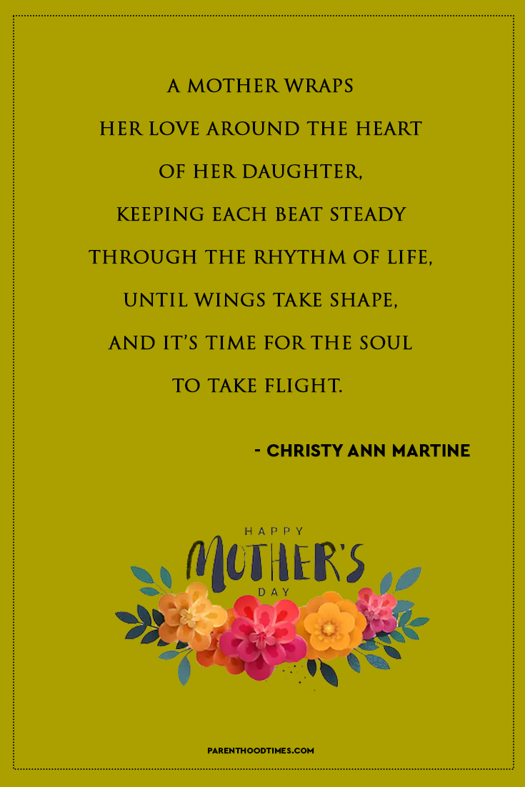 20 Happy Mother S Day Quotes For Mother S Day 2021 Mothers Day Quotes Quote Of The Day Mother Quotes