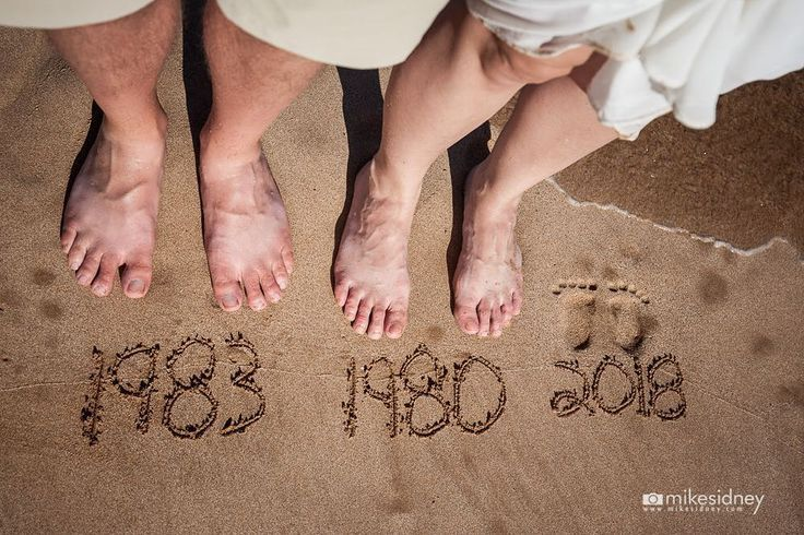 This is a cute idea the couple presented