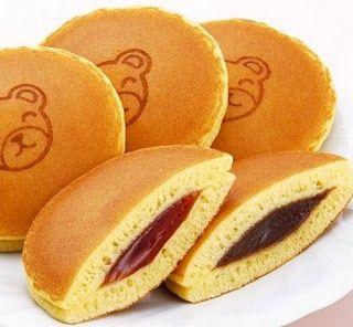 This Is Dorayaki Cake Doraemons Favorite Cake  E A  E  Bc  E  Bc E  D  E   E  A  E  Bc E  D Is The Cake Thates From Japan Dorayaki Included In The Group Japanese