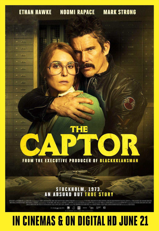 Das Kriminaldrama Stockholm (aka The Captor) erzählt nach