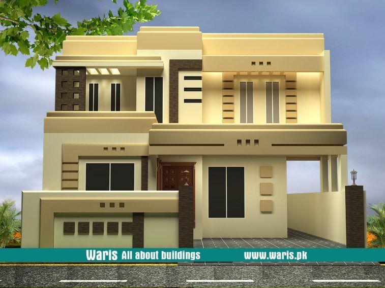 10 Marla 35x65 House Design In Pakistan Village House Design Architectural House Plans 10 Marla House Plan