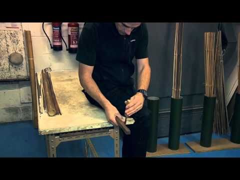 How a Hardy Rod is Made - YouTube