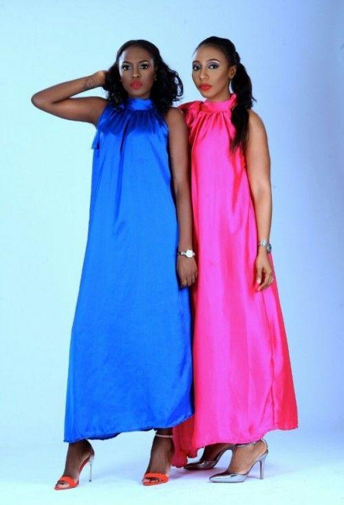"Nigerian Designer Abbyke Domina Presents ""The Fun Shoot"" With Beverly Osu & Damola Cruz | FashionGHANA.com: 100% African Fashion"