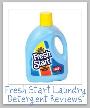 Fresh Start Laundry Detergent Reviews Ratings And Information