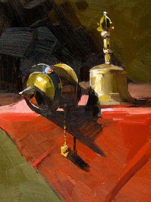qiang-huang, a daily painter: 2007
