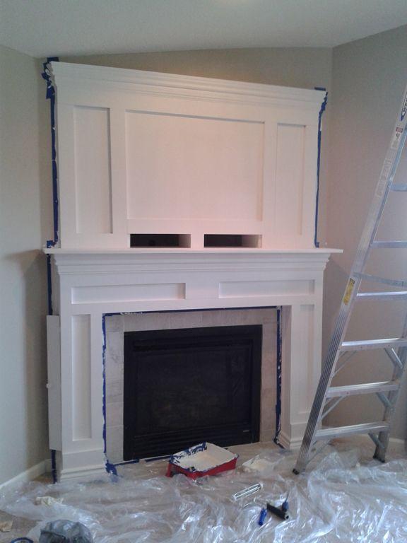 Diy Fireplace Makeover Fixer Upper Diy Fireplace