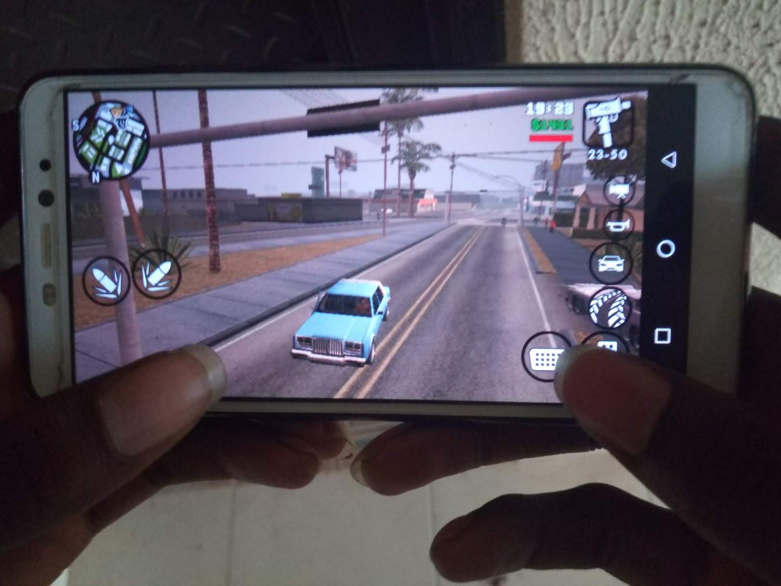 Android 8 Oreo 9 Pie Working Apk Data Of Grand Theft Auto San