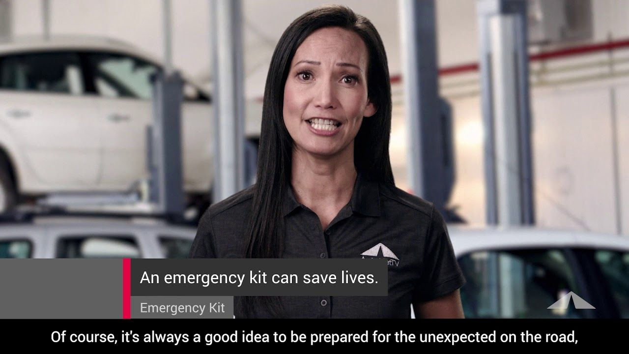 (1) Car Care TipsEmergency Kit Back to School YouTube
