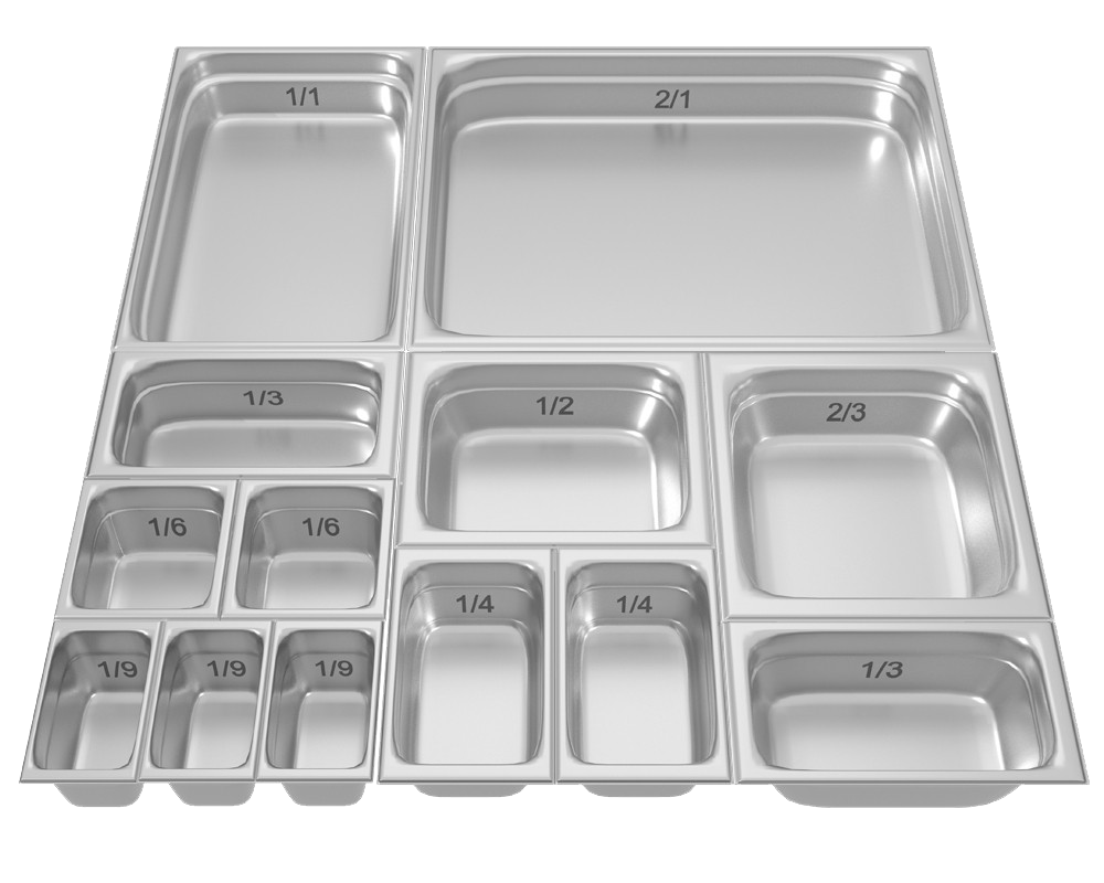 Bac Gastro Inox 2 1 Bac Gastro Inox Bac