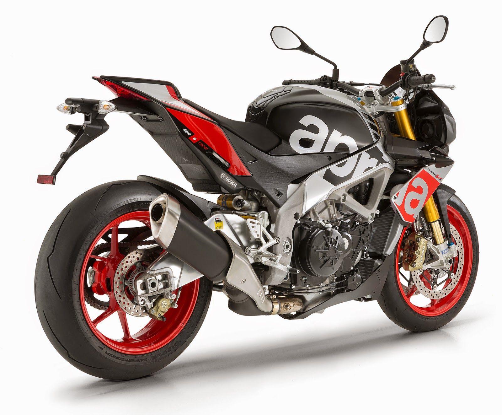 2017 Aprilia Tuono V4 1100 RR & Factory - Bike Review