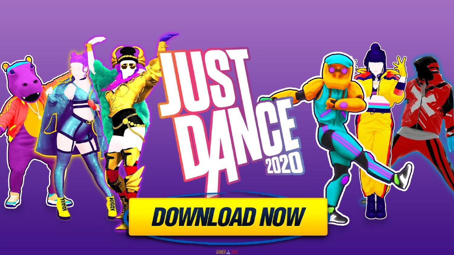 Just Dance 2020 PC Game Download Just dance, Dance games