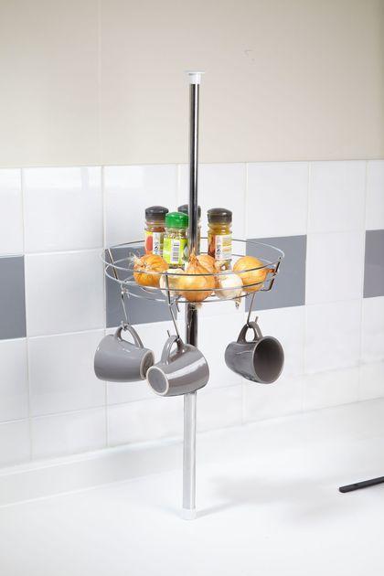 Rangement Cuisine Les 40 Meubles De Cuisine Pleins D Astuces Rangement Cuisine Meuble Cuisine Et Mobilier De Salon