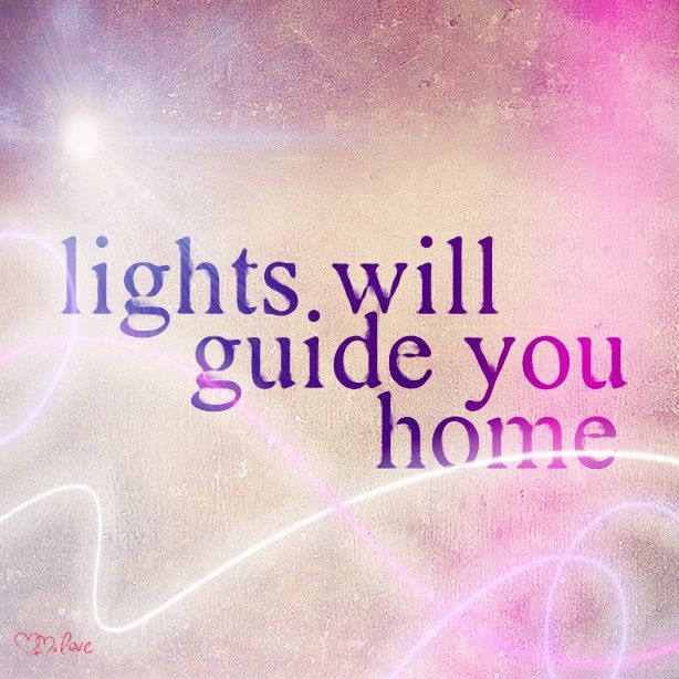 Lights will guide you home... Fix You-Coldplay <3 my edit plz give cred