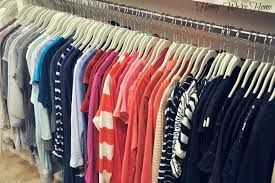 Image Result For Organize Hanging Clothes