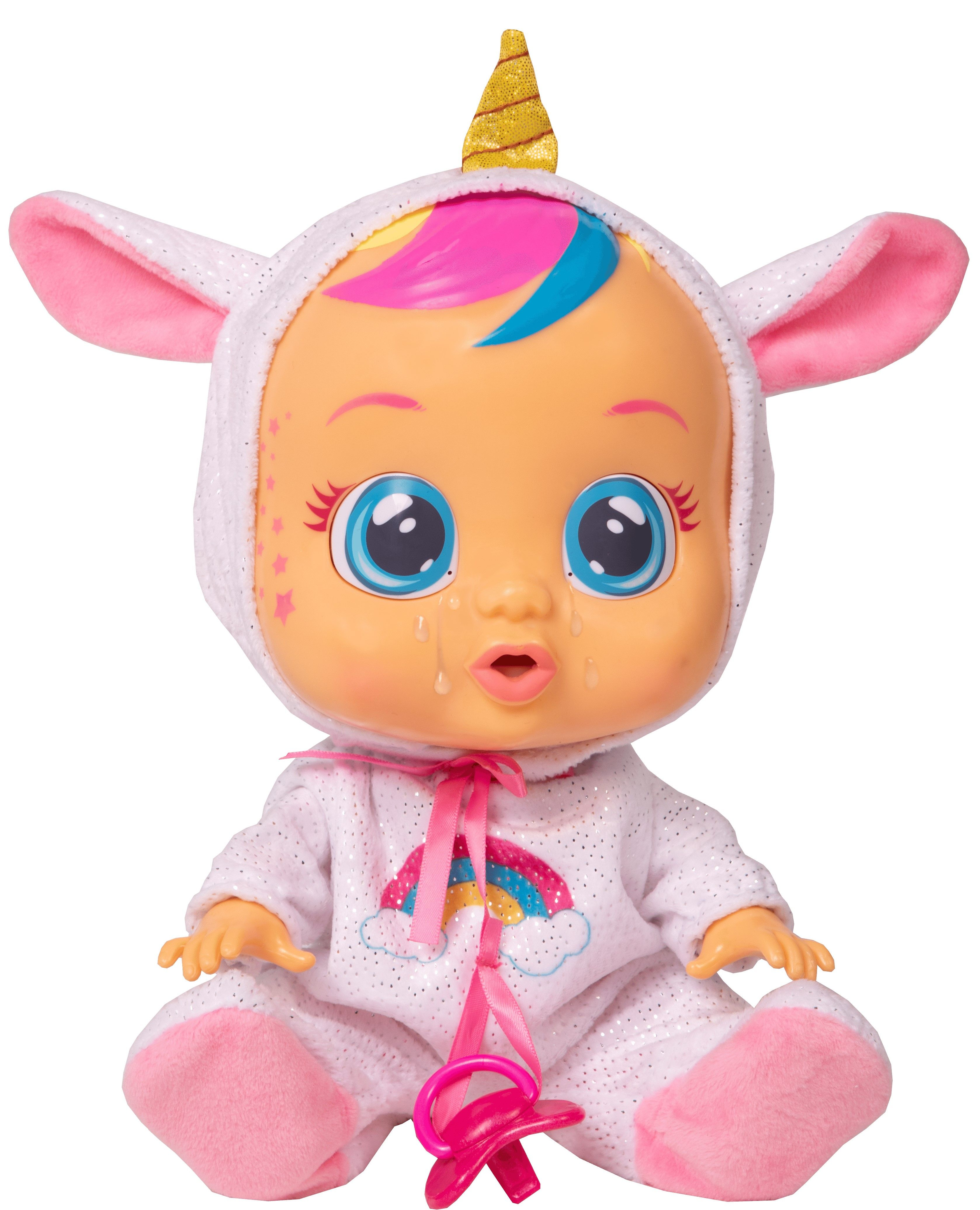 Cry Babies Dreamy Baby Doll Walmart Exclusive Walmart Com In 2020 Baby Dolls Baby Alive Cry Baby