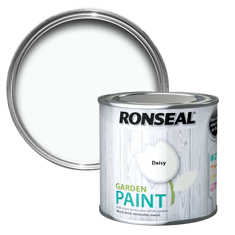 Ronseal Daisy Garden Paint 250ml Departments DIY at B