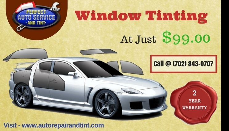 How Does The Automotive Window Tinting Process Work Is There A